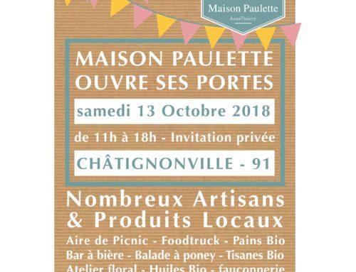 Inauguration Maison Paulette